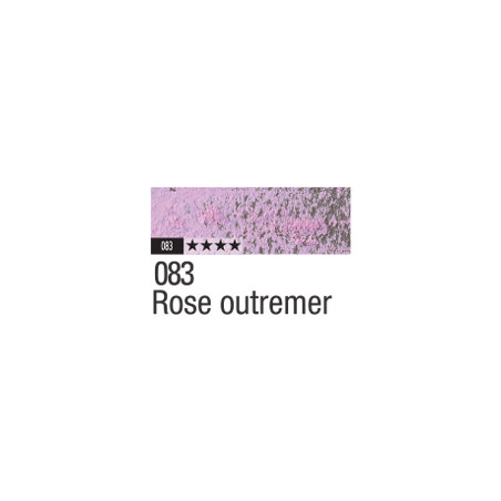 CARAN D'ACHE PASTEL PENCIL 083 ROSE OUTREMER