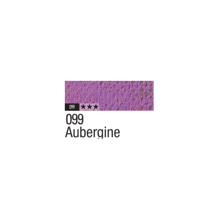 CARAN D'ACHE PASTEL PENCIL 099 AUBERGINE