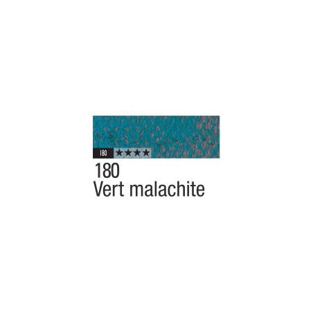 CARAN D'ACHE PASTEL PENCIL 180 VERT MALACHITE