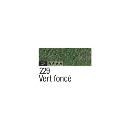 CARAN D'ACHE PASTEL PENCIL 229 VERT FONCE