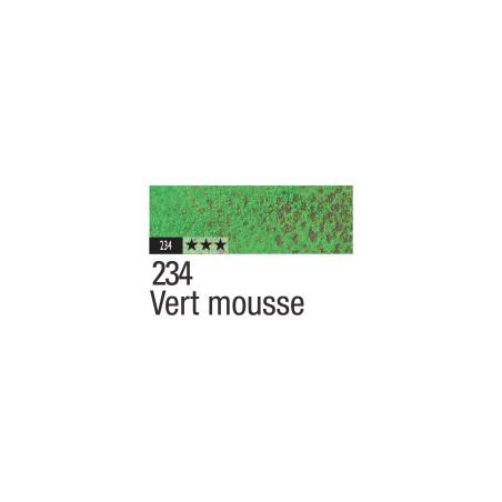 CARAN D'ACHE PASTEL PENCIL 234 VERT MOUSSE MOYEN 30%