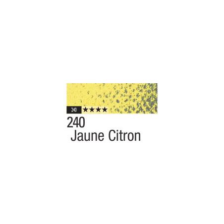 CARAN D'ACHE PASTEL PENCIL 240 JAUNE CITRON