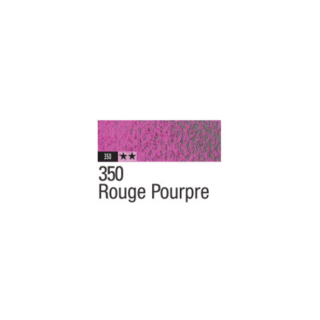 CARAN D'ACHE PASTEL PENCIL 350 ROUGE POURPRE