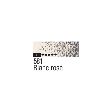 CARAN D'ACHE PASTEL PENCIL 581 BLANC ROSE