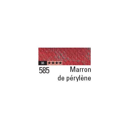 CARAN D'ACHE PASTEL PENCIL 585 MARRON DE PERYLENE