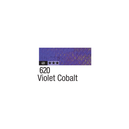 CARAN D'ACHE PASTEL PENCIL 620 VIOLET COBALT