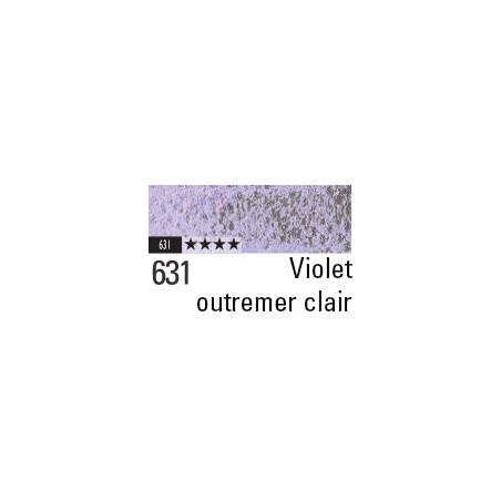 CARAN D'ACHE PASTEL PENCIL 631 VIOLET OUTREMER CLAIR