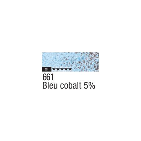 CARAN D'ACHE PASTEL PENCIL 661 BLEU COBALT 5%