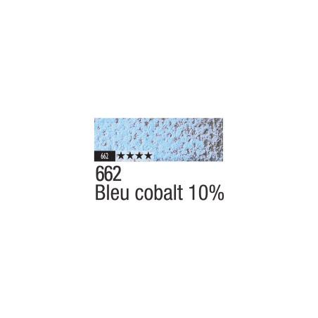 CARAN D'ACHE PASTEL PENCIL 662 BLEU COBALT 10%