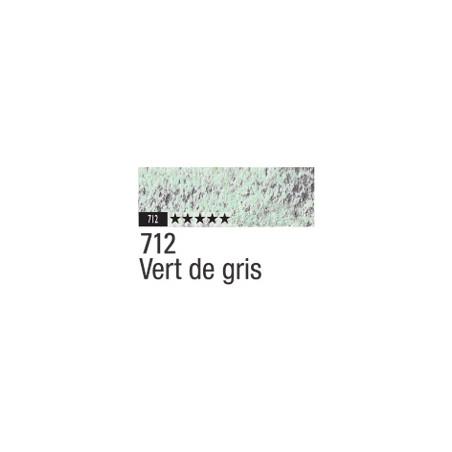 CARAN D'ACHE PASTEL PENCIL 712 VERT DE GRIS