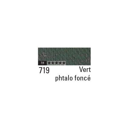 CARAN D'ACHE PASTEL PENCIL 719 VERT PHTALO FONCE