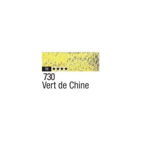 CARAN D'ACHE PASTEL PENCIL 730 VERT DE CHINE