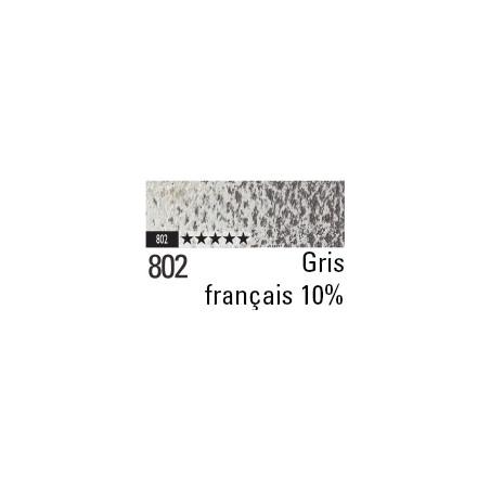 CARAN D'ACHE PASTEL PENCIL 802 GRIS FRANCAIS 10%
