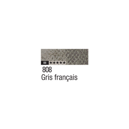 CARAN D'ACHE PASTEL PENCIL 808 GRIS FRANCAIS