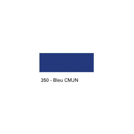 SIEBDRUCKLAND ENCRE SERIGRAPHIE 400ML S1 350 BLEU CMYK/A EFFACER