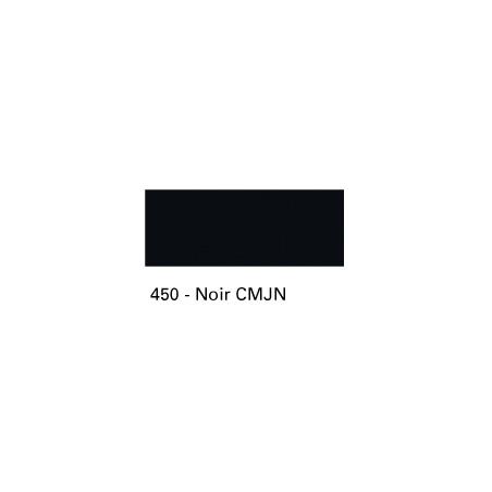 SIEBDRUCKLAND ENCRE SERIGRAPHIE 400ML S1 450 NOIR CMYK/A EFFACER