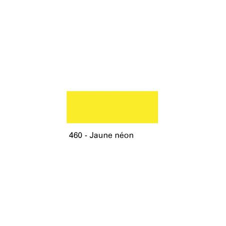SIEBDRUCKLAND ENCRE SERIGRAPHIE 400ML S4 460 JAUNE NEON/A EFFACER