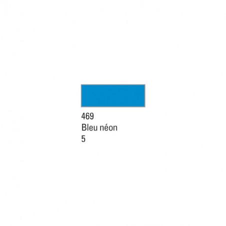 SIEBDRUCKLAND ENCRE SERIGRAPHIE 400ML S5 469 BLEU NEON/A EFFACER