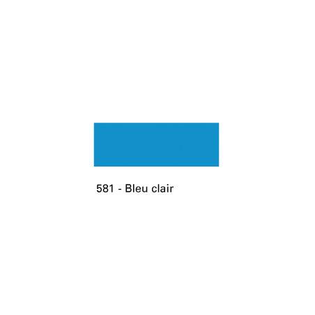 SIEBDRUCKLAND ENCRE SERIGRAPHIE 400ML S3 581 BLEU CLAIR/A EFFACER