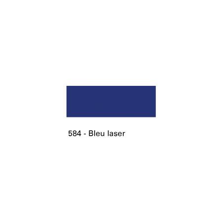 SIEBDRUCKLAND ENCRE SERIGRAPHIE 400ML S3 584 BLEU LASER/sera supprime