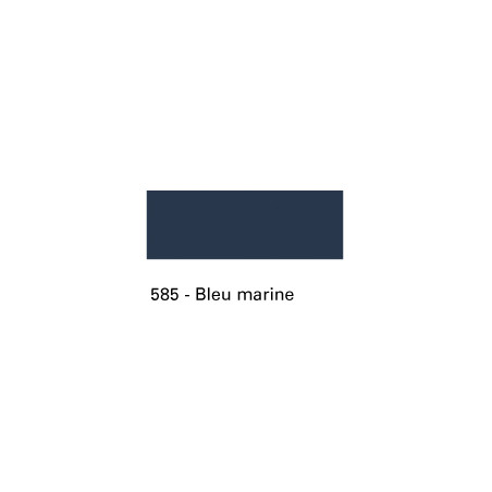 SIEBDRUCKLAND ENCRE SERIGRAPHIE 400ML S3 585 BLEU MARINE/A EFFACER