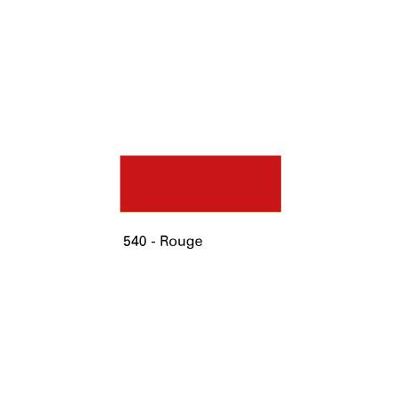 SIEBDRUCKLAND ENCRE SERIGRAPHIE 400ML S3 540 ROUGE/A EFFACER