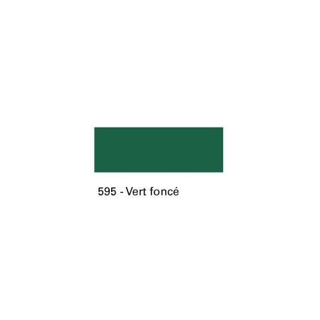 SIEBDRUCKLAND ENCRE SERIGRAPHIE 400ML S3 595 VERT FONCE//A EFFACER