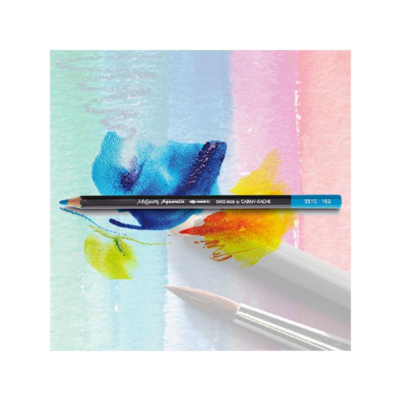 Crayon aquarelle Museum Caran d'Ache