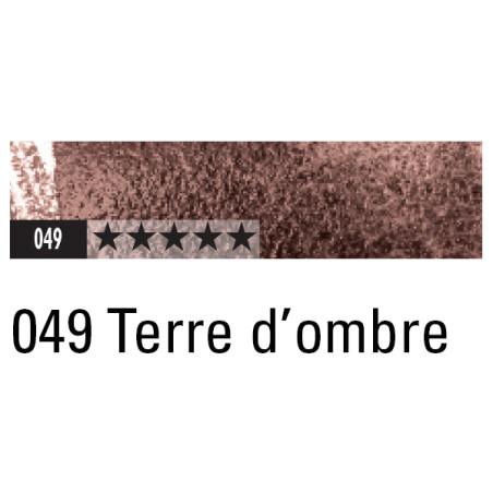 CARAN D'ACHE ARTIST MUSEUM AQUA CRAYON 049 TERRE D'OMBRE