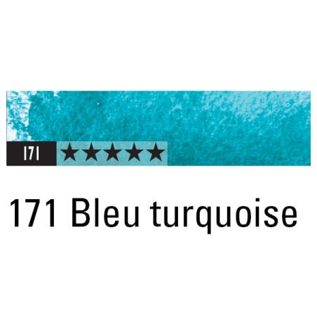 CARAN D'ACHE ARTIST MUSEUM AQUA CRAYON 171 BLEU TURQUOISE