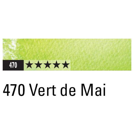 CARAN D'ACHE ARTIST MUSEUM AQUA CRAYON 470 VERT DE MAI