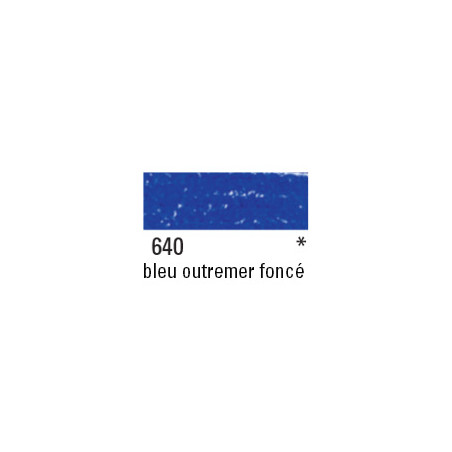 NEOCOLOR II 640 BLEU ULTRAMARINE FONCE