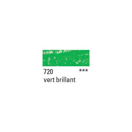 NEOCOLOR II 720 VERT BRILLANT