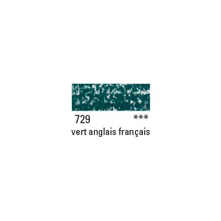 NEOCOLOR II 729 VERT ANGLAIS Français