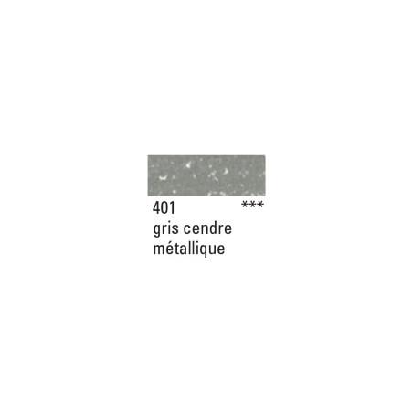 NEOCOLOR II 401 GRIS CENDRE METALLIQUE