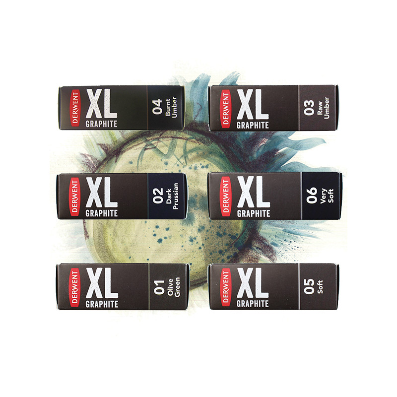 Craies XL graphite Derwent