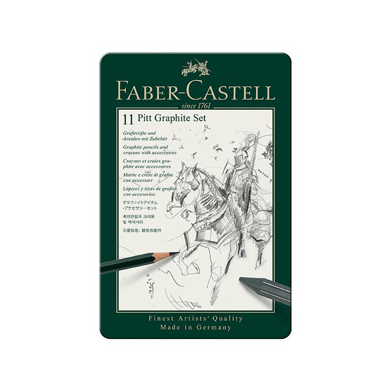 Set graphite Faber-Castell