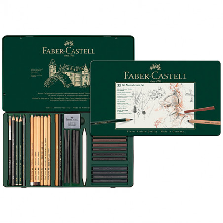 Set Pitt monochrome Faber-Castell
