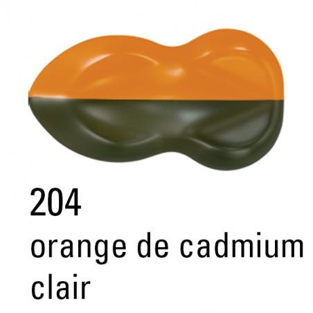 SCHMINCKE AEROCOLOR PEINTURE 250ML 204 CLAIR ORANGE CADMIUM