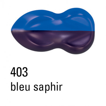 SCHMINCKE AEROCOLOR PEINTURE 250ML 403 BLEU SAPHIR