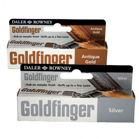 Pâte à dorure Goldfinger Daler Rowney