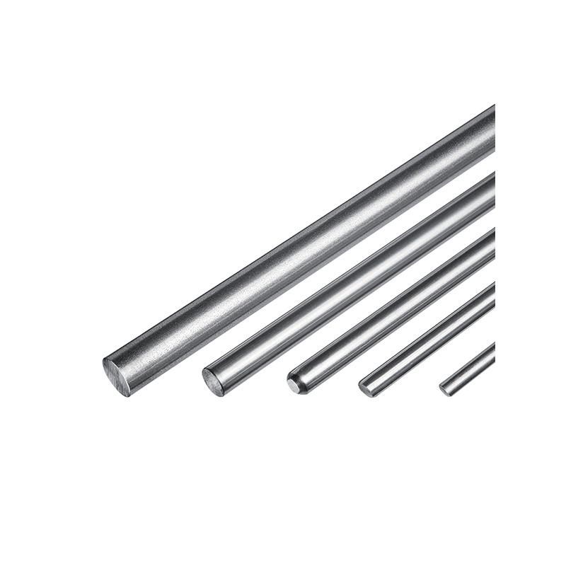 Barre ronde en acier inoxydable