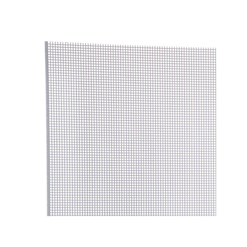 Tôle perforée carré aluminium