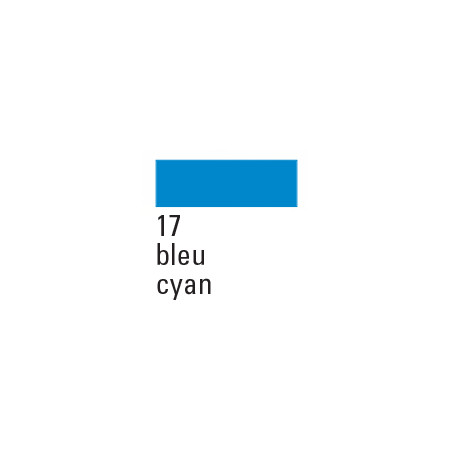 TUGA ENCRE LINO 250ML 17 BLEU CYAN