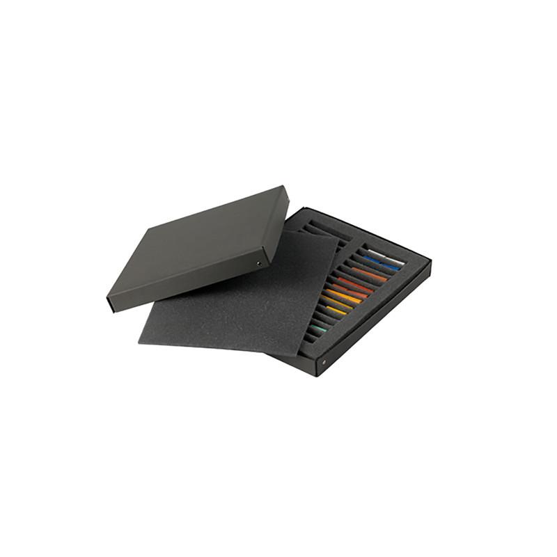 Black box boîte noire pour protection en mousse