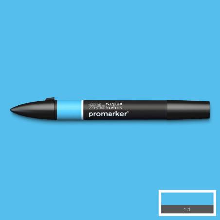 W&N PROMARKER BLEU CIEL (B137)