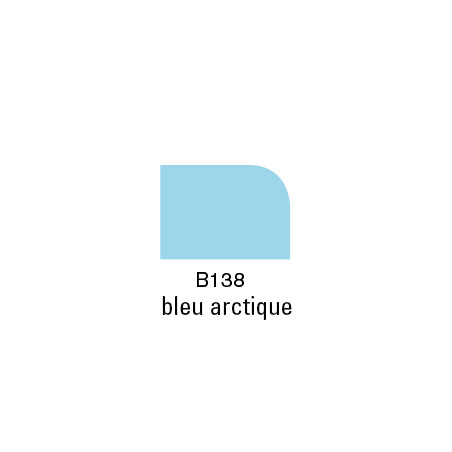 W&N PROMARKER BLEU ARCTIQUE (B138)