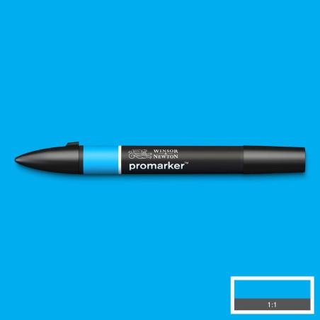 W&N PROMARKER CYAN (C847)