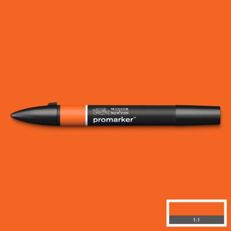 W&N PROMARKER MANDARINE (O277)