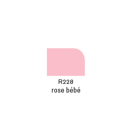 W&N PROMARKER ROSE BEBE (R228)
